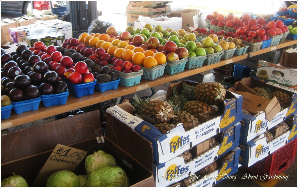 Wide Variety of Plums, Peaches, Pears, Pineapples